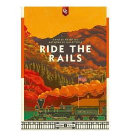 Capstone Games Ride the Rails