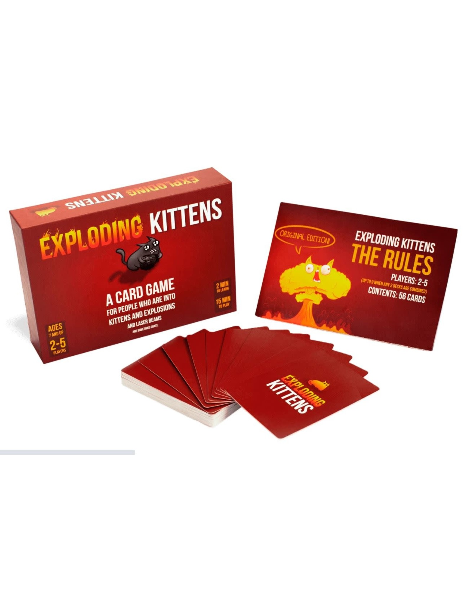 Exploding Kittens Exploding Kittens: Original Edition