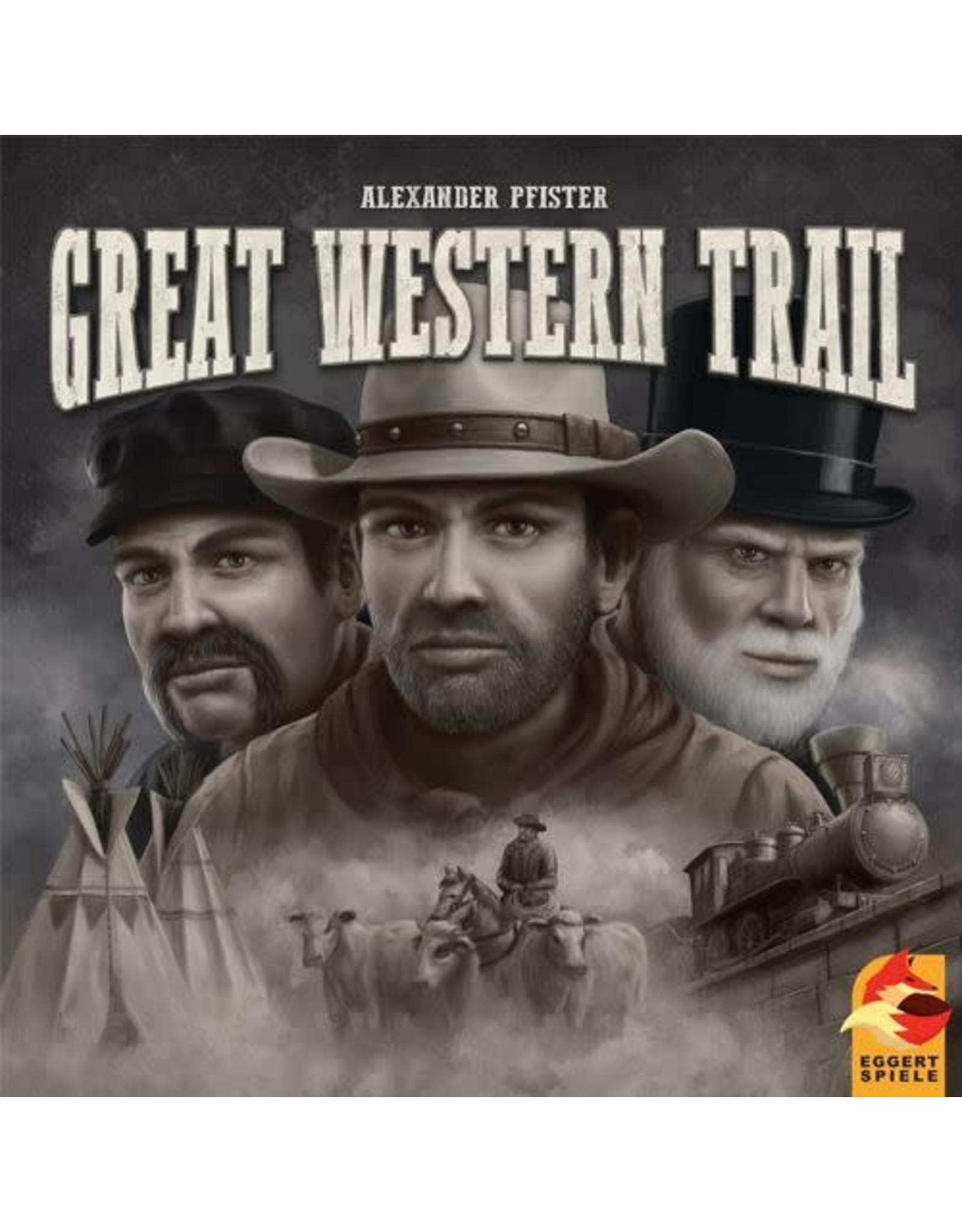 Eggertspiel Great Western Trail