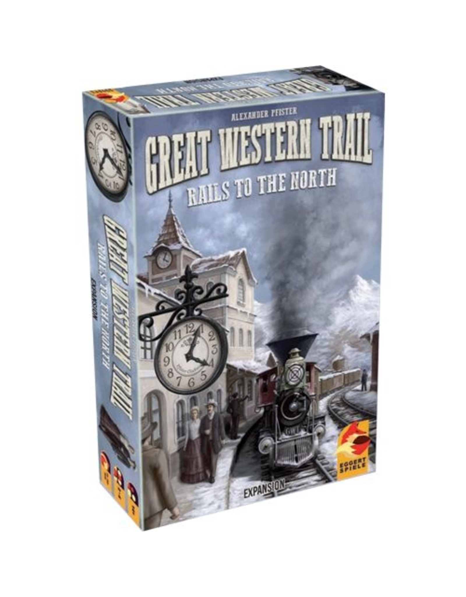 Eggertspiel Great Western Trail - Rails to the North