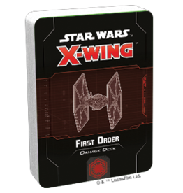 Fantasy Flight Games SW X-Wing 2E First Order Damage Deck