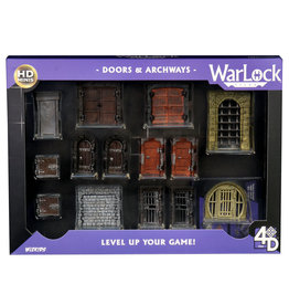 WizKids WarLock Tiles: Doors & Archways