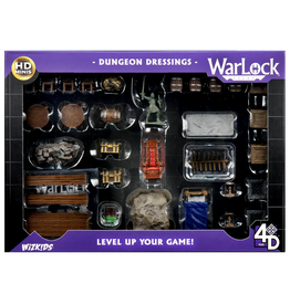 WizKids WarLock Tiles: Dungeon Dressings