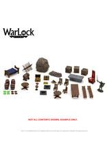 WizKids WarLock Tiles: Dungeon Dressings