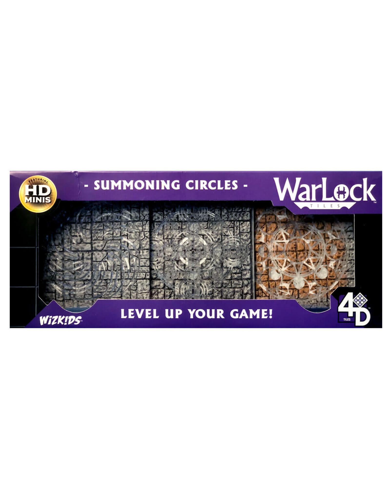 WizKids WarLock Tiles: Summoning Circles