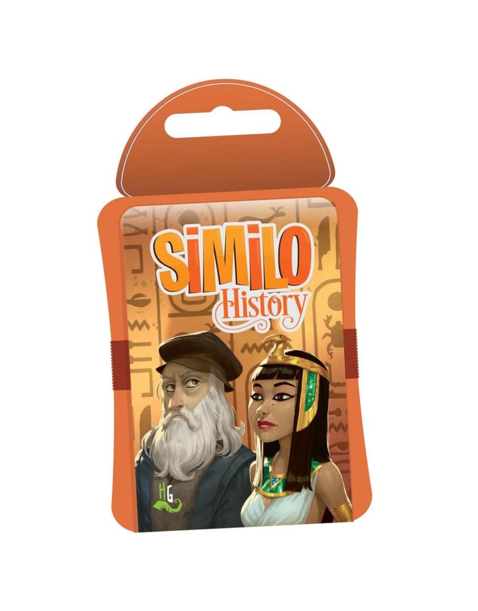 Horrible Guild Games Similo History