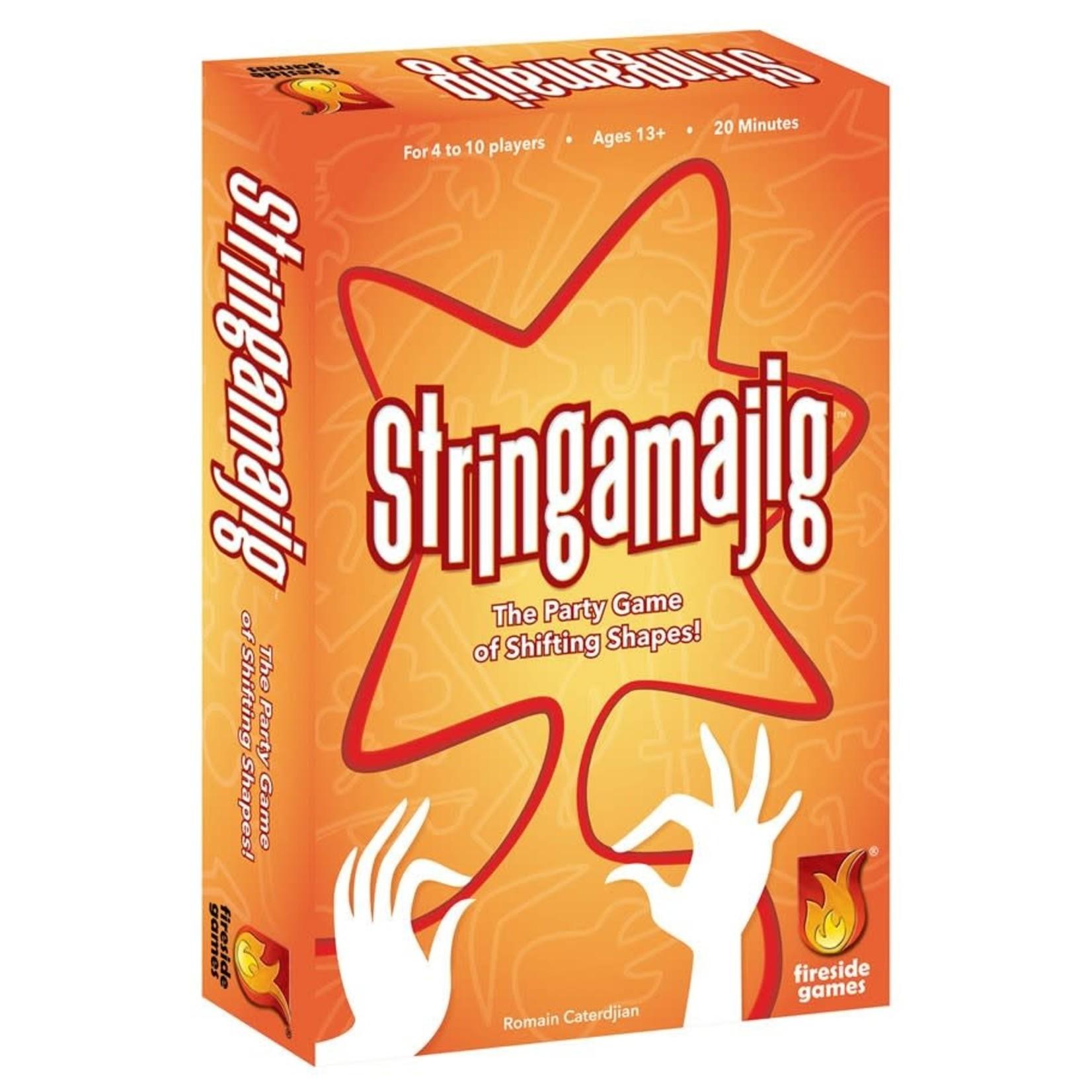 Fireside Games Stringamajig