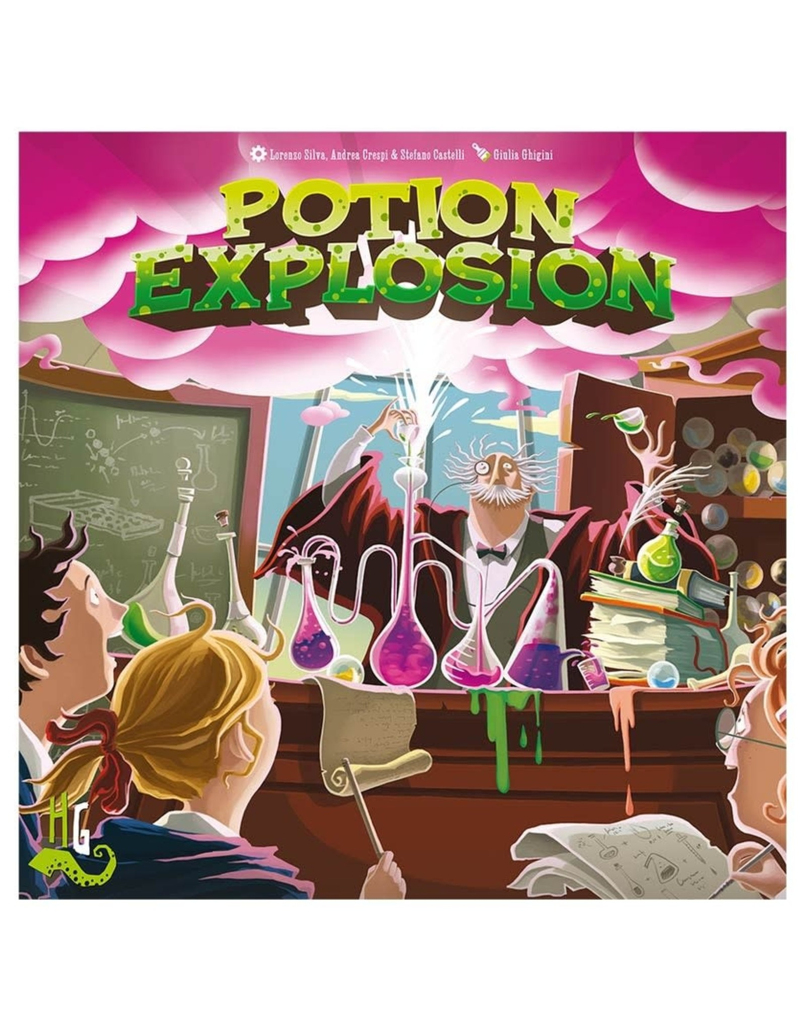 Horrible Guild Games Potion Explosion 2nd Edition
