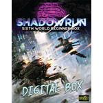 Catalyst Game Labs Shadowrun 6E Beginner Box
