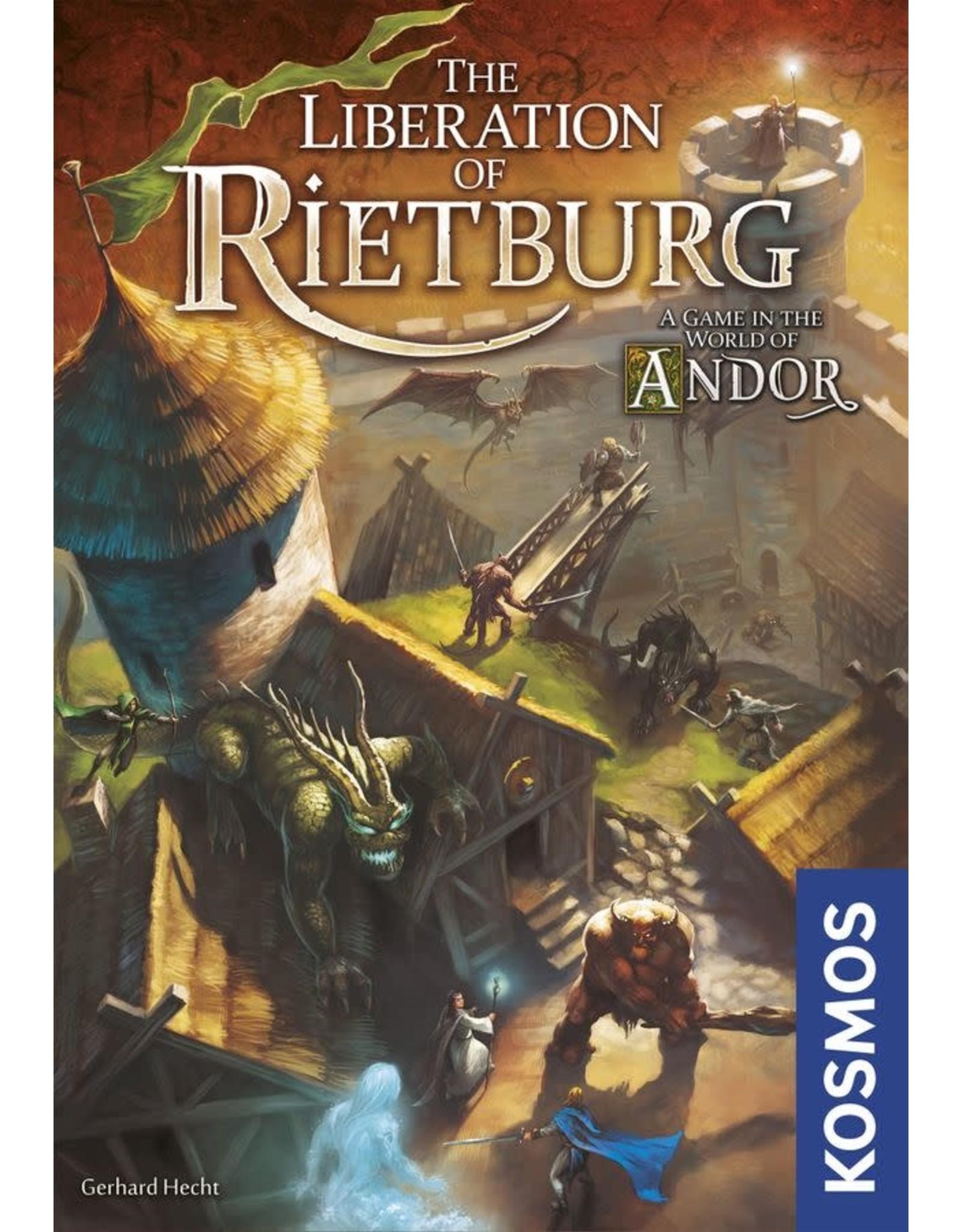 Thames & Kosmos Legends of Andor Liberation of Rietburg