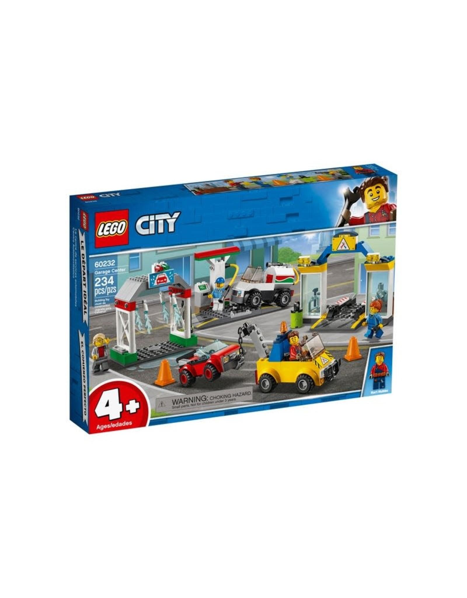 LEGO Lego City: Garage Center