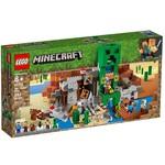LEGO Lego Minecraft The Creeper Mine