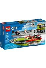 LEGO LEGO City: Race Boat Transporter