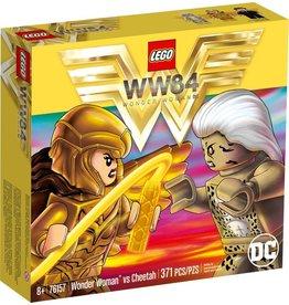 LEGO Lego DC Wonder Woman vs Cheetah