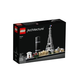LEGO Lego Architecture Paris