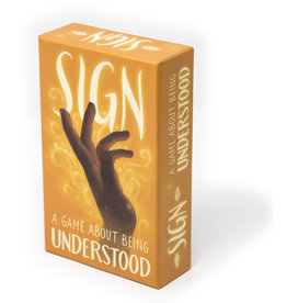 Indie Press Revolution Sign A Game About Being Understood