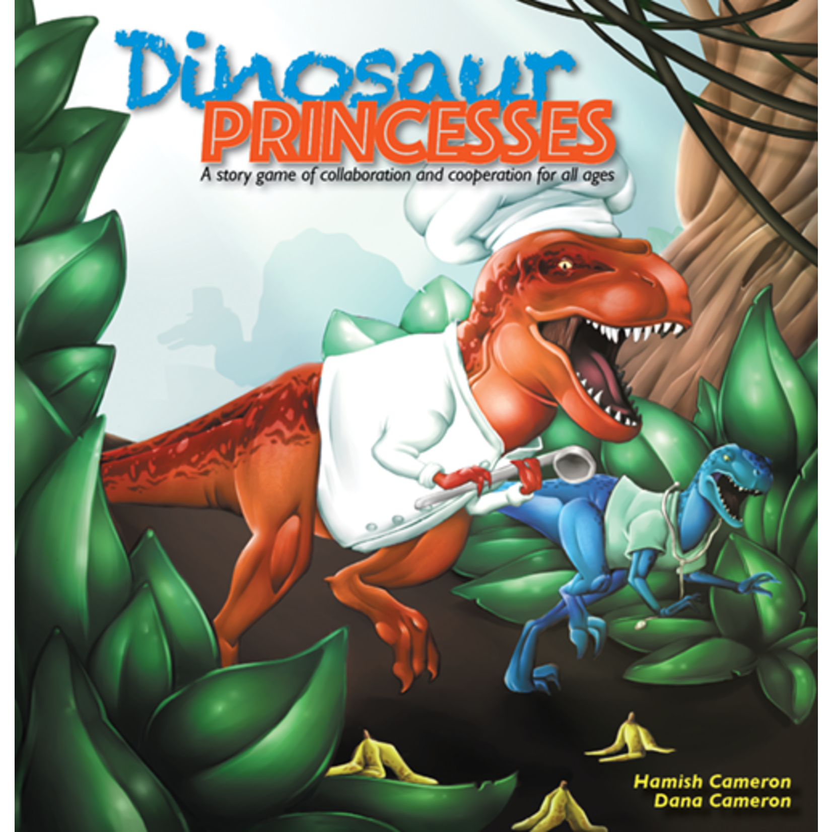 Indie Press Revolution Dinosaur Princesses