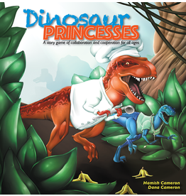 Indie Press Revolution Dinosaur Princesses