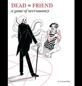 Indie Press Revolution Dead Friend