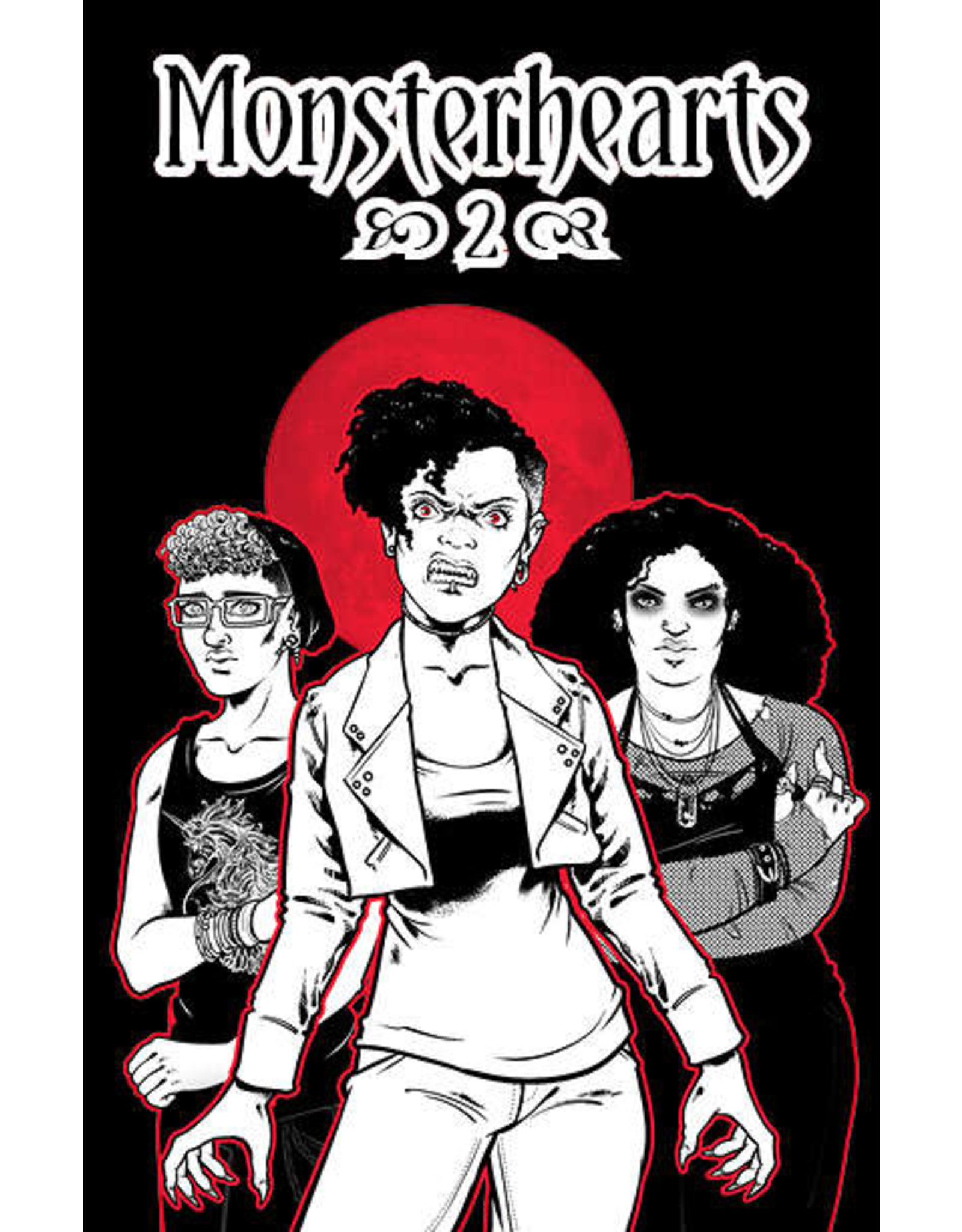 Indie Press Revolution Monsterhearts 2 (Softcover)