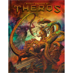 Dungeons & Dragons D&D 5e Mythic Odysseys of Theros (Alternate Art Cover)