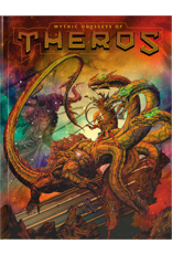 Dungeons & Dragons Dungeons & Dragons 5th Edition: Mythic Odysseys of Theros (Alternate Art Cover)