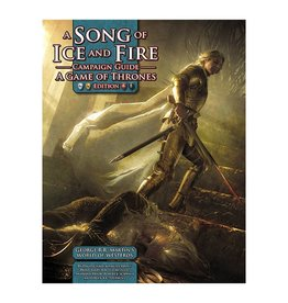 Green Ronin A Song of Ice and Fire Campaign Guide: Game of Thrones edition