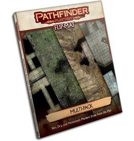 Paizo Pathfinder RPG Playtest Flip-Mat Multi-Pack
