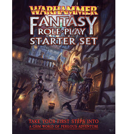 Cubicle 7 Warhammer Fantasy RPG 4e Starter Set