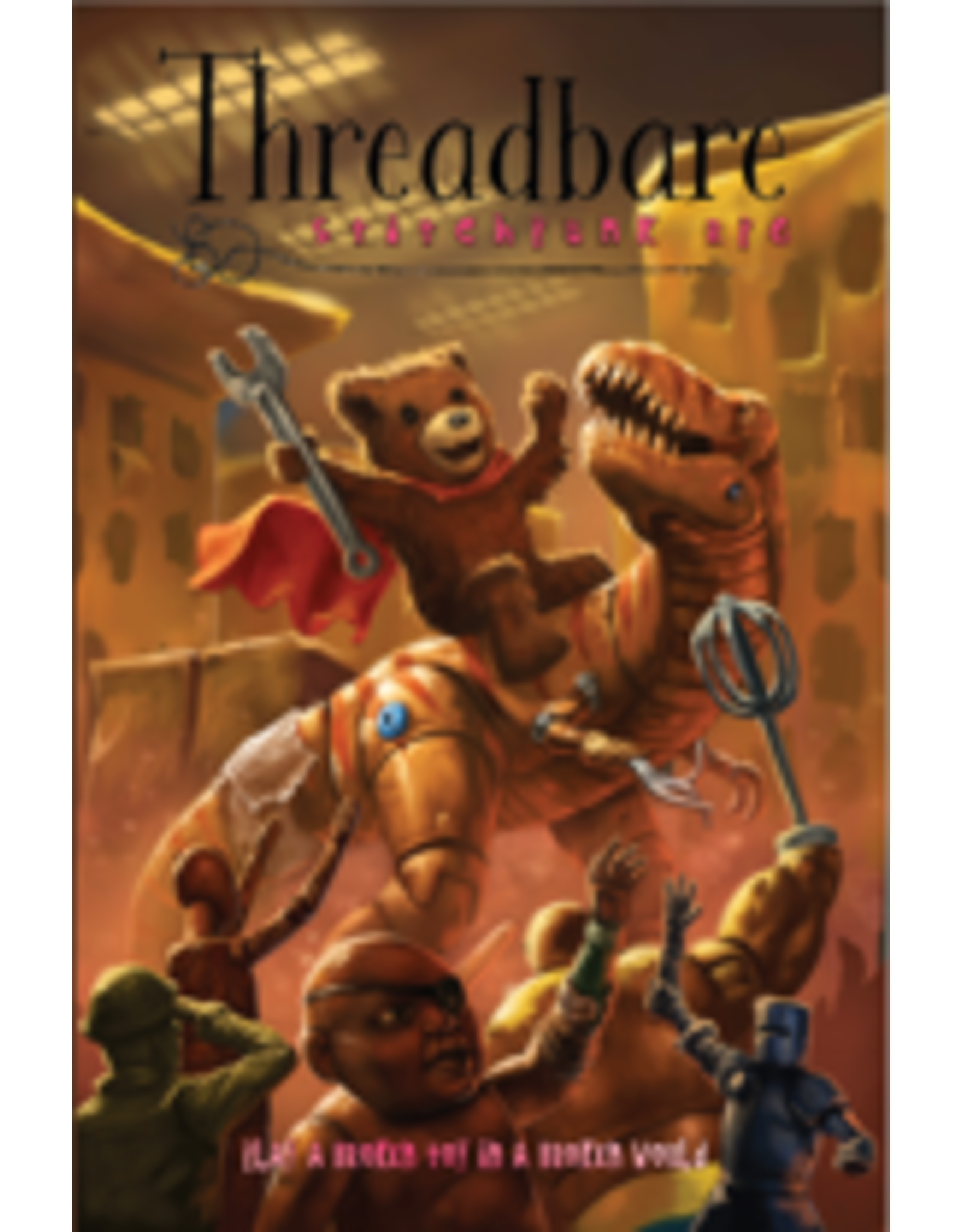 Indie Press Revolution Threadbare (softcover)
