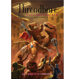 Indie Press Revolution Threadbare (softcover)