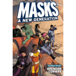 Indie Press Revolution Masks A New Generation RPG (softcover)