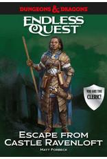 Penguin Random House Dungeons & Dragons Endless Quest: Escape from Castle Ravenloft (Hardcover)