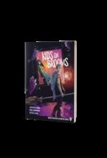 Renegade Kids on Brooms RPG Core Rulebook