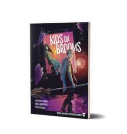 Renegade Kids on Brooms RPG Core Rulebook