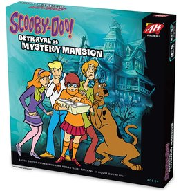 Avalon Hill Scooby-Doo! Betrayal at Mystery Mansion