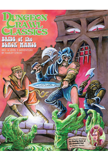 "Goodman Games Dungeon Crawl Classics: Module 82: ""Bride of the Black Manse"""