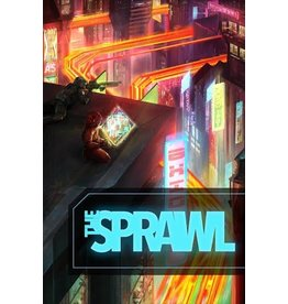 Indie Press Revolution The Sprawl