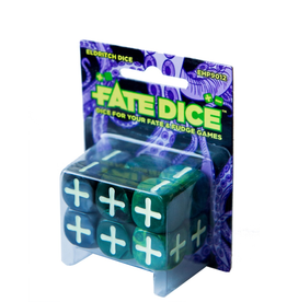 Evil Hat Productions Fate Dice Eldritch Dice