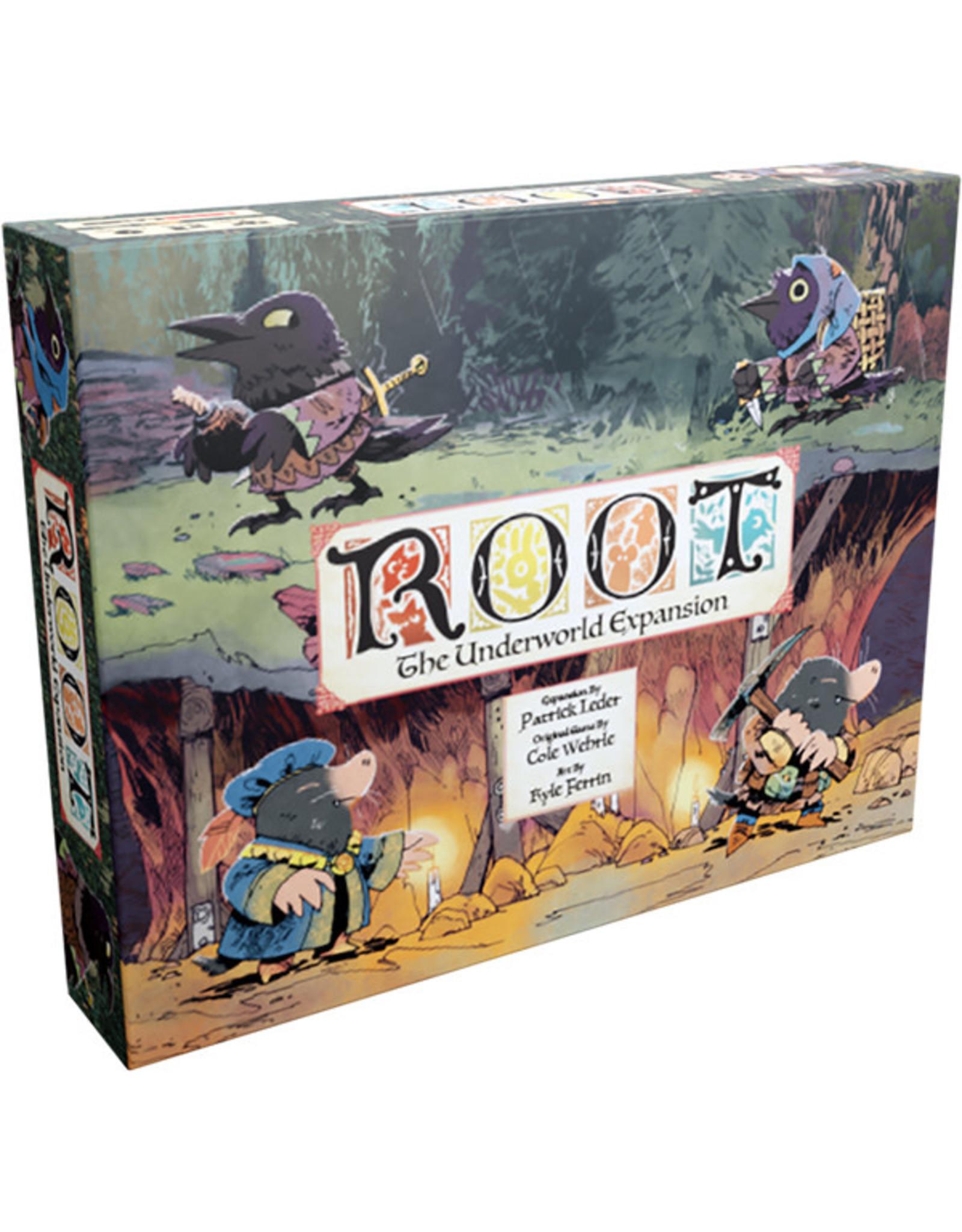 Leder Games Root Underworld Retail Edition (Expansion)