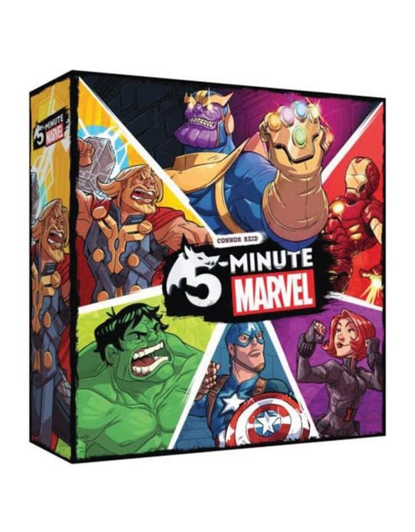 SpinMaster 5-Minute Marvel