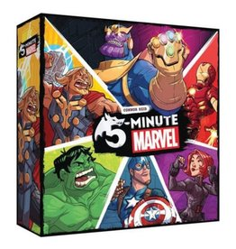 SpinMaster 5-Minute Marvel