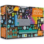 Usborne Periodic Table Book & Jigsaw Puzzle (300 pieces)