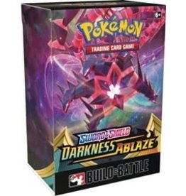 Pokémon Pokémon Darkness Ablaze Build & Battle Box