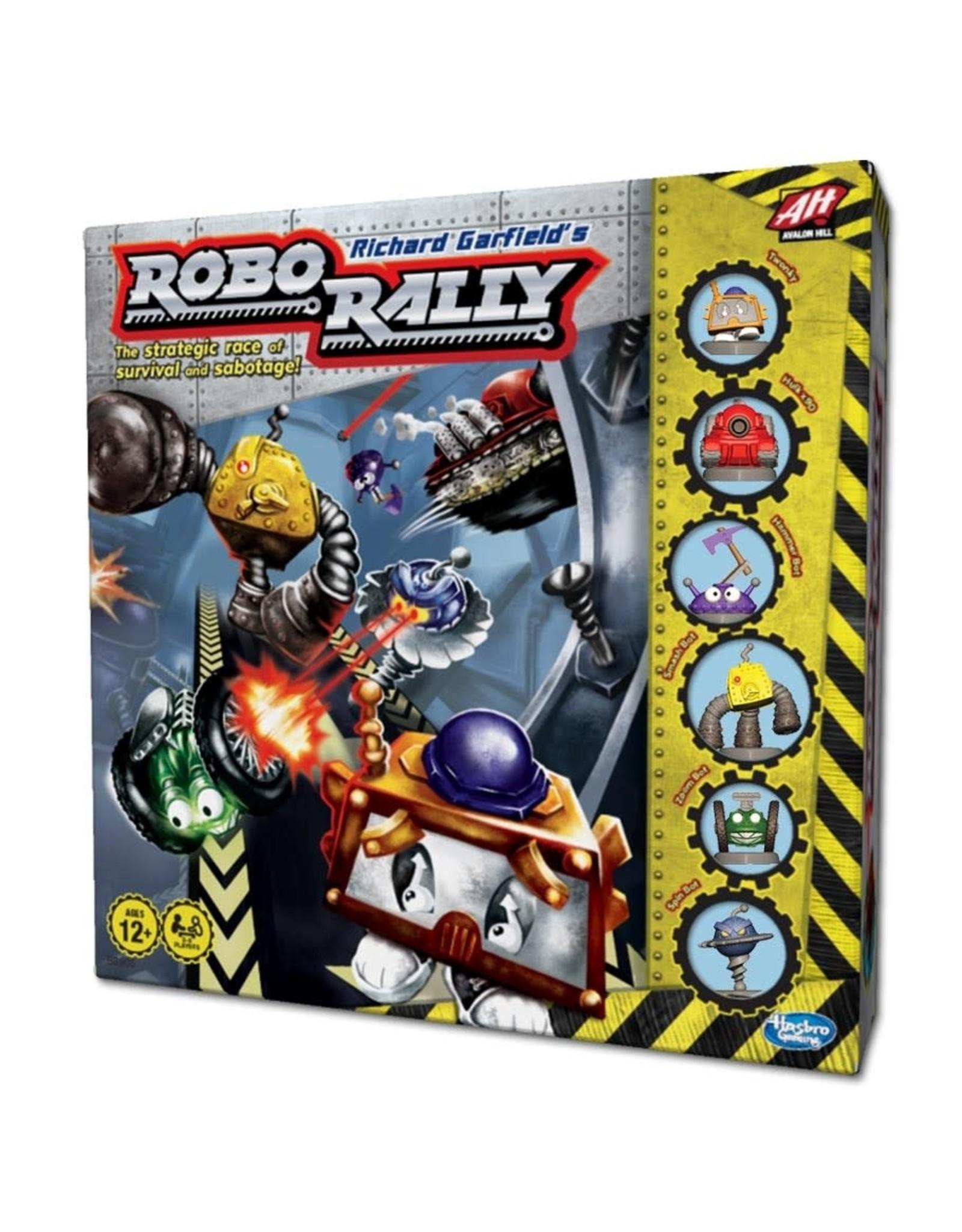Avalon Hill Robo Rally