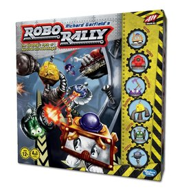Avalon Hill Robo Rally