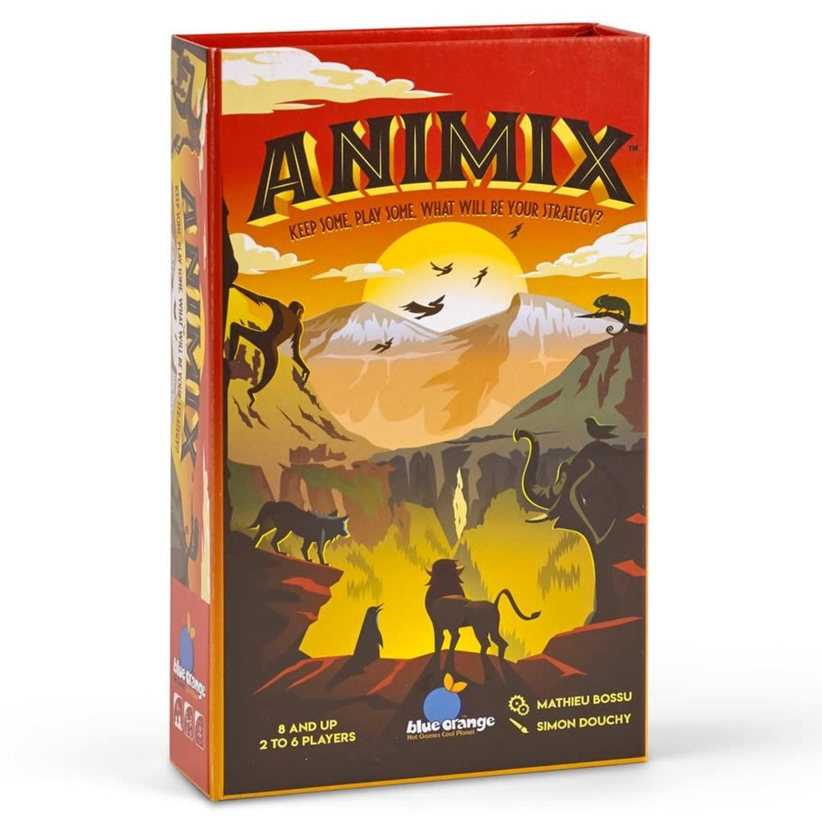 Blue Orange Animix