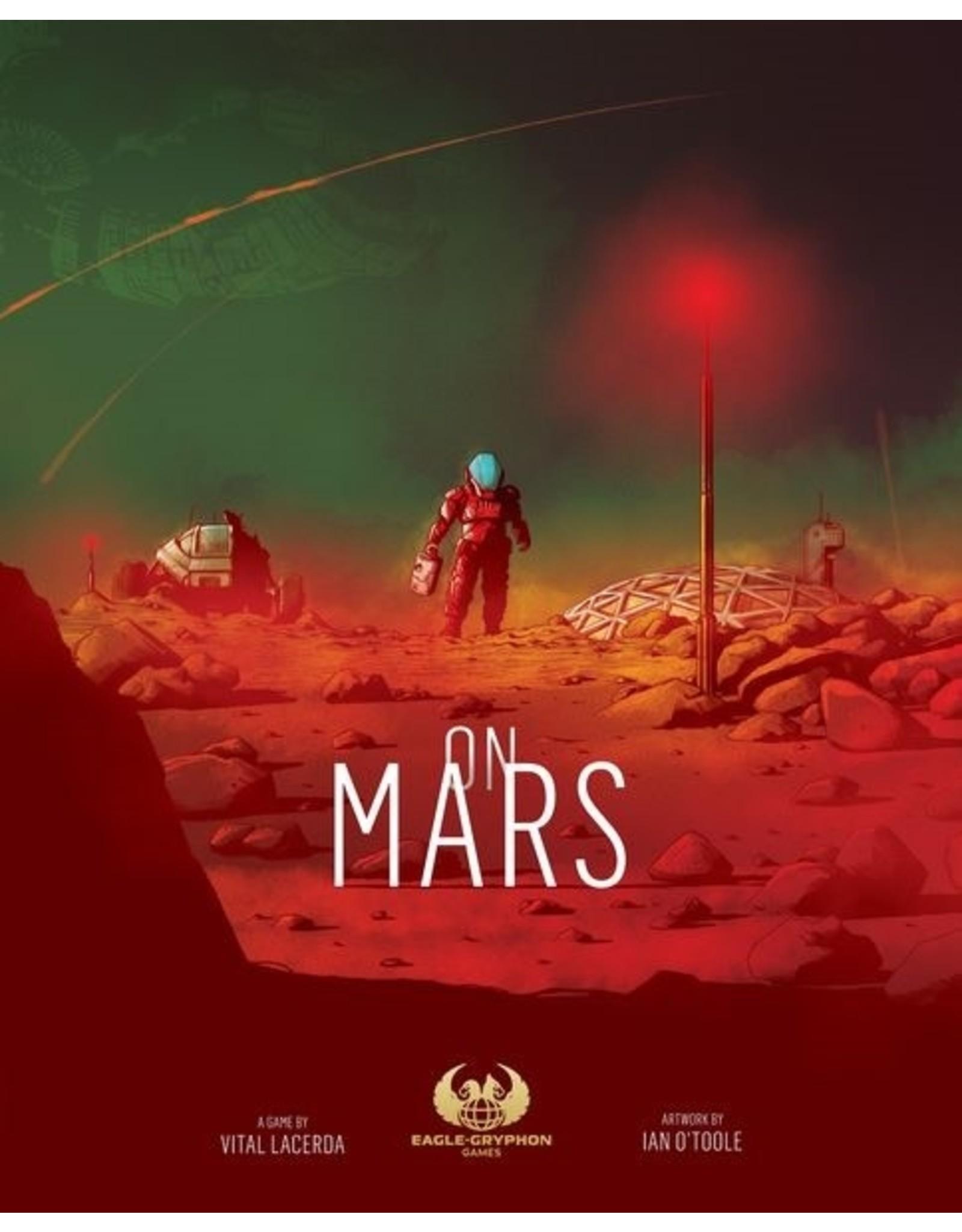 Eagle-Gryphon Games On Mars