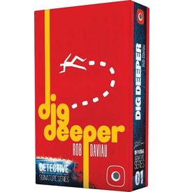 Portal Games Detective: Dig Deeper Expansion