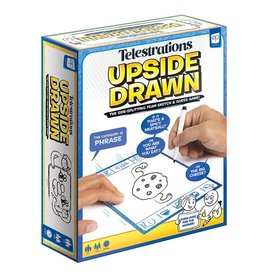 Usaopoly Telestrations: Upside Drawn